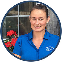 Cora Frisby - Manning Equine Vet Services